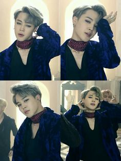 #JIMIN #BTS || Blood, Sweat & Tears M/V #WINGS ~☆