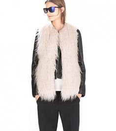 Why Faux Fur Is Better Than the Real Thing: One Editor's Thoughts via @WhoWhatWear
