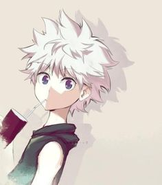 Hunter x Hunter | Killua Zoldyck