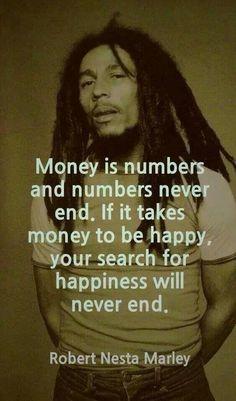 Bob Marley on Money