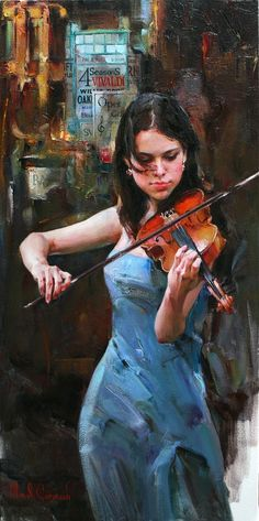 Michael & Inessa Garmash - Music of the Streets