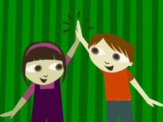 April 19 is National High Five Day - Let's celebrate with They Might Be Giants.  My kids love this song...