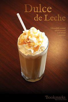 Bebidas con dulce de leche on Pinterest | Dulce De Leche, Milkshakes ...
