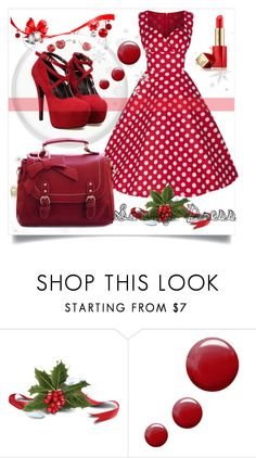 """SammyDress 2"" by zenabezimena ❤ liked on Polyvore featuring Topshop and Estée Lauder"