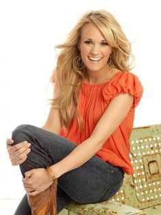 carrie underwood great role model