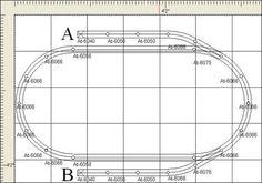 Track Plans and Ideas – Trainz N Scale Model Trains, Model Train Layouts, Work Train, Train Set, Lionel Trains Layout, Model Training, Model Railway Track Plans, Lego Trains, Electric Train