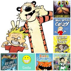A program idea to host a Comics Club for the school age complete with a bibliography!