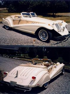 1995 BACI One of the rarest luxury cars! Only 14 cars ever built by the Besasie Auto.Co.Inc, Milwaukee, Wi.
