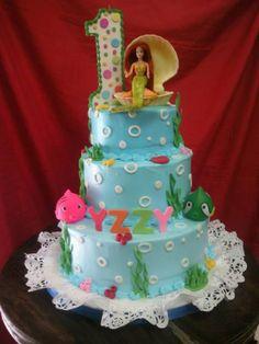 Ariel+Cake+Image+Search+Results+cakepins.com
