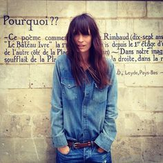 Caroline de Maigret - French Style
