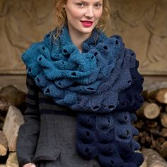 Barnacle scarf | TheMakingSpot