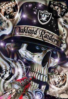 Raiders Oakland Raiders Wallpapers, Oakland Raiders Images, Oakland Raiders Football, Football Team, Raiders Stuff, Raiders Girl, Okland Raiders, Raider Nation, Raiders Tattoos