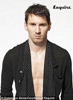 Leo Messi   Modelo