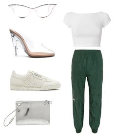 """""""Lunch On Me"""" by itsindiaross on Polyvore featuring Vetements, Yeezy by Kanye West and Helmut Lang"""