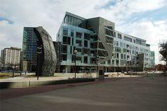 Architecture Building of Museum Residences in Denver Colorado