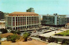 Largo da Mutamba  (1971). Portuguese, Modern Architecture, City, Travel, African Proverb, Sunrise, Cities, Pereira, Paisajes
