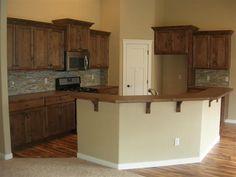 Walnut Cabinets