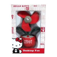 Hello Kitty Desktop Fan