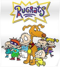 Rugrats is my all-time favorite show. I love all the characters and each episode has great content. Rugrats Cartoon, Rugrats Characters, Classic Cartoon Characters, Baby Boy 1st Birthday, Framed Prints, Canvas Prints, Photo Wall Collage, Writing Styles, My Childhood