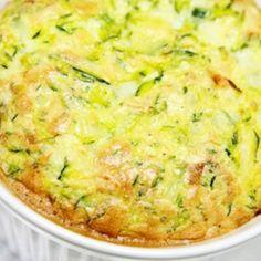Zucchini Soufflé    http://www.bethenny.com/post/classic-zucchini-souffle