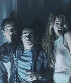 Daniel Sharman, Dylan O'Brien, Gage Golightly, Teen Wolf