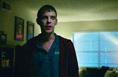Harry Treadaway as Brady Hartsfield in Mr. Mercedes (2017)