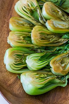 ~ family approved ~ If bok choy isnt on your vegetable rotation because youre not sure what to do with it, todays oven-steamed bok choy with soy sauce recipe is a simple preparation of this light and crunchy vegetable. Recipes With Soy Sauce, Oven Recipes, Vegetable Recipes, Asian Recipes, Cooking Recipes, Healthy Recipes, Oven Cooking, Asian Cooking, Healthy Dinners