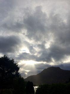Небо перед дождём🌨