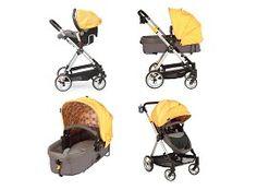 Contours Bliss Toddler & Baby Pram Stroller