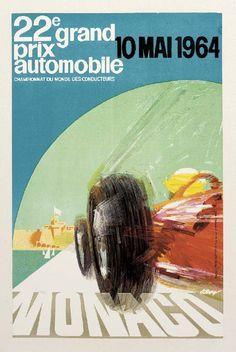 22° Grand Prix Automobile - Monaco 1964