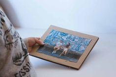 Un puzzle handmade para el día del padre. - AEIOUTURURU | Talleres creativos para peques Ideas Geniales, Puzzles, Polaroid Film, Special Gifts, Printable, Atelier, Creativity, Puzzle