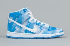 "Nike SB.Dunk High Pro""Clouds"".Modelos ya disponible en distribuidores."