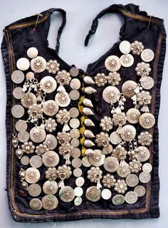 Collar necklace from Yemen