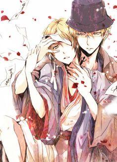 Natsume & Natori | Natsume Yuujinchou #manga