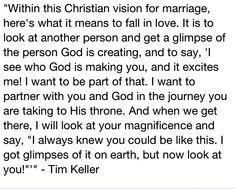 Marriage Tim Keller