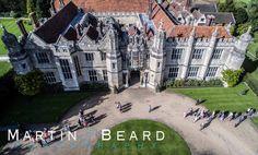 Drone Photography at Hengrave Hall - Martin Beard Photography