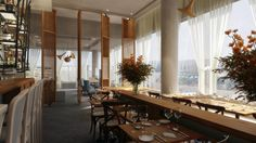 Restaurant Interior Design, Israel - Picture gallery