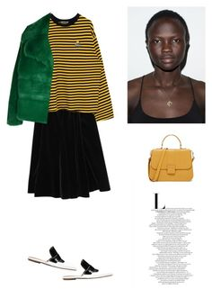 """Untitled #311"" by patpatkay ❤ liked on Polyvore featuring Marni and MSGM"