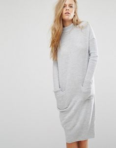 Miss Selfridge | Miss Selfridge Slouchy Knit Dress