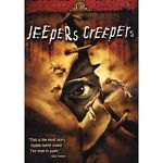 Jeepers Creepers (DVD, 2002, Lenticular)