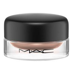 MAC Pro Longwear Paint Pot Eye Shadow (Various Shades) ($21) ❤ liked on Polyvore featuring beauty products, makeup, eye makeup, eyeshadow and long wear eyeshadow