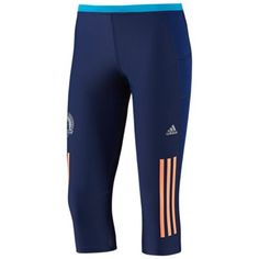 adidas 2014 Boston Marathon Supernova 3/4 Tights