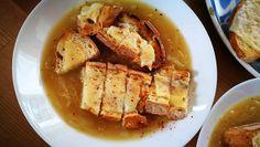 perfekt food: soupe à l'oignon - supă de ceapă