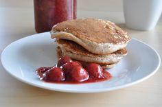 Cynamonowe pancakes. Pancakes, Breakfast, Food, Morning Coffee, Essen, Pancake, Meals, Yemek, Eten