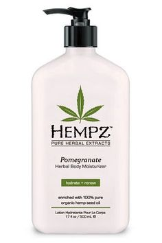 Hempz Fresh Coconut And Watermelon Herbal Body Moisturizer Is