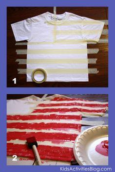 Fourth of July T-Shirt....so cute