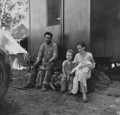 Photos of Great Depression: Economic Impact
