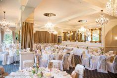 Reception room Reception Rooms, Wedding Reception, Table Decorations, Garden, Furniture, Home Decor, Reception Halls, Marriage Reception, Garten