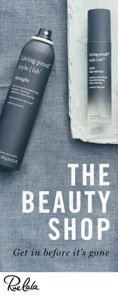 """Score beauty must-haves, from hair masks to nail polish. Plus, coveted makeup brands at up to 70% off. Join Rue La La (it's always free) and start saying, """"I woke up like this."""""""