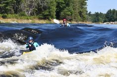 """@Mish1100 shares her take on her favourite river, the Ottawa: """"It has a bit of everything to offer for anyone who loves being on the water, especially kayakers.""""   Check out more of Canada's top adventure spots: http://www.outdoorwomensalliance.com/10-best-local-canadian-adventures/"""